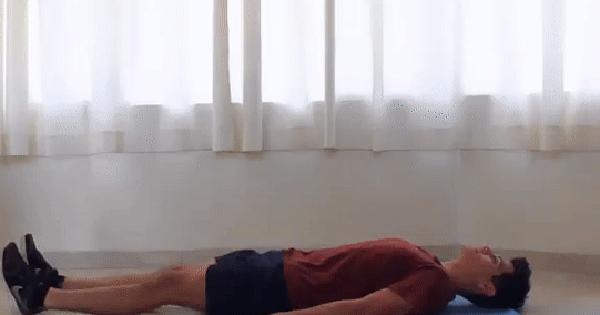 Bất kể nam hay nữ đều nên dành thời gian nâng cao chân trước khi đi ngủ, kiên trì thực hiện sẽ thu được 6 lợi ích không ngờ