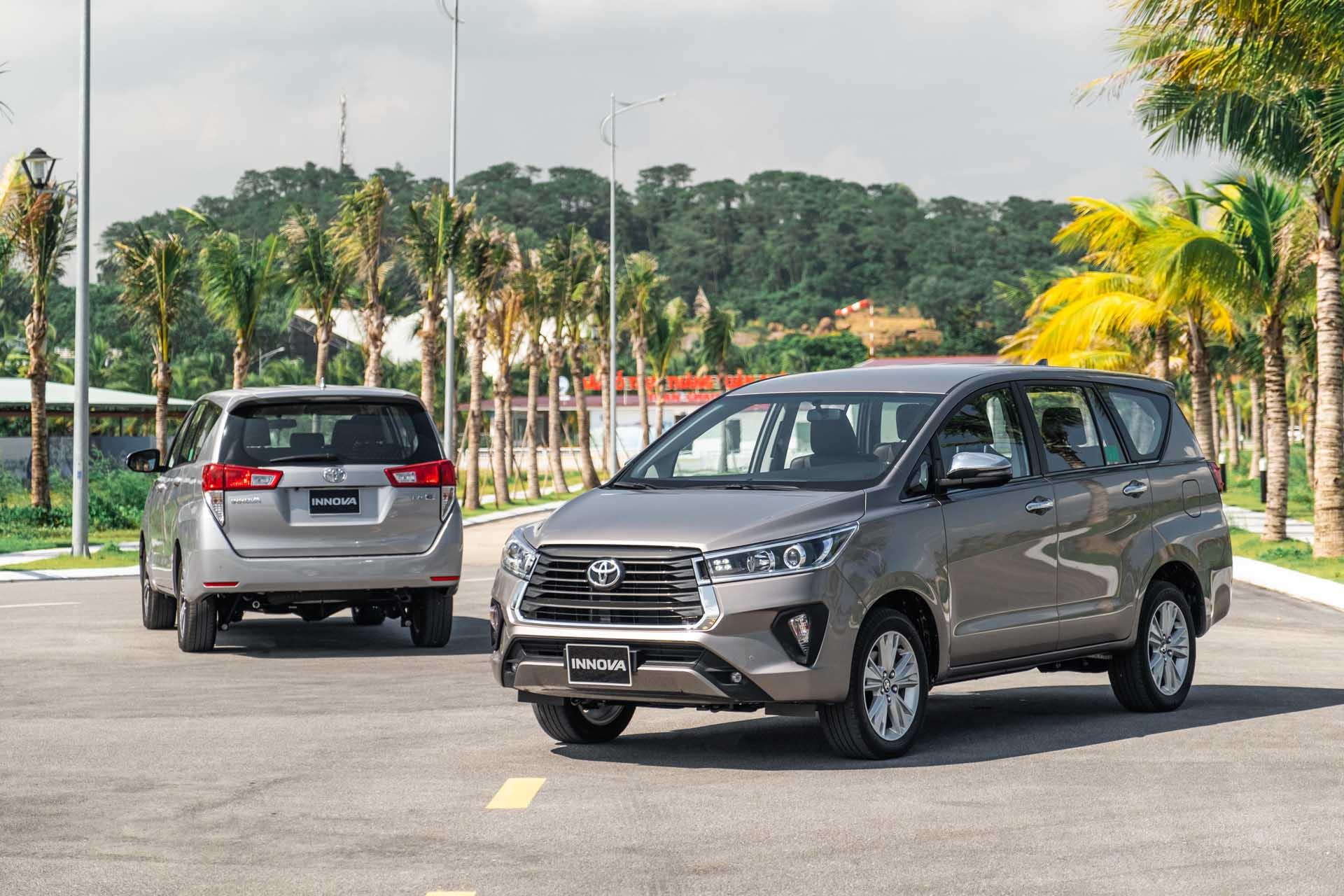Toyota Innova 2020 ra mắt tại Việt Nam: bổ sung trang bị, tăng giá bán