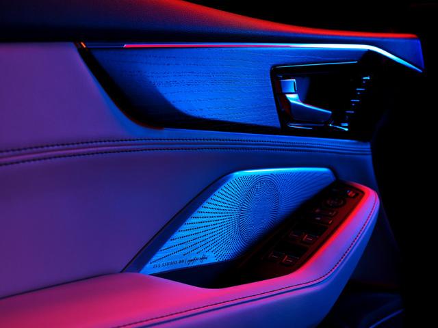 Xem trước nội thất Acura MDX thế hệ mới: Sang không kém xe Đức-3