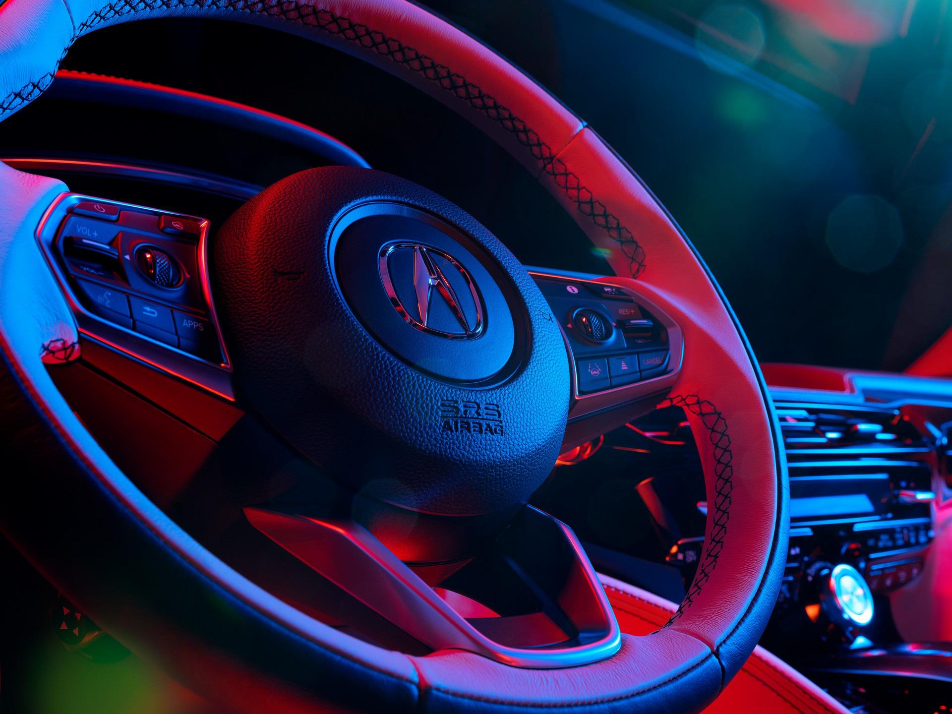 Xem trước nội thất Acura MDX thế hệ mới: Sang không kém xe Đức-2