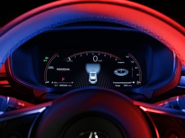 Xem trước nội thất Acura MDX thế hệ mới: Sang không kém xe Đức-4