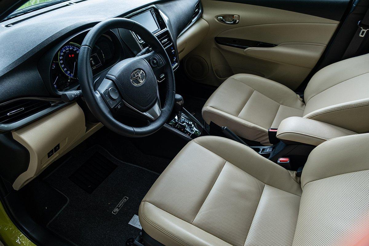 Toyota Yaris nâng cấp mới chính thức cập bến Việt Nam, giá tăng 18 triệu đồng -5