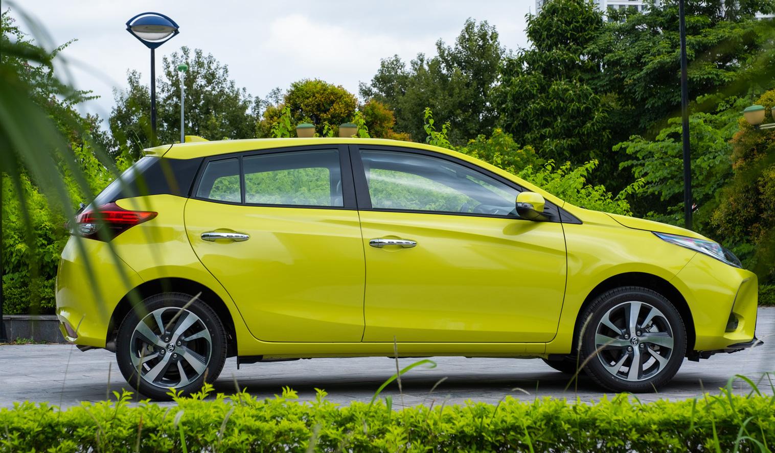 Toyota Yaris nâng cấp mới chính thức cập bến Việt Nam, giá tăng 18 triệu đồng -3