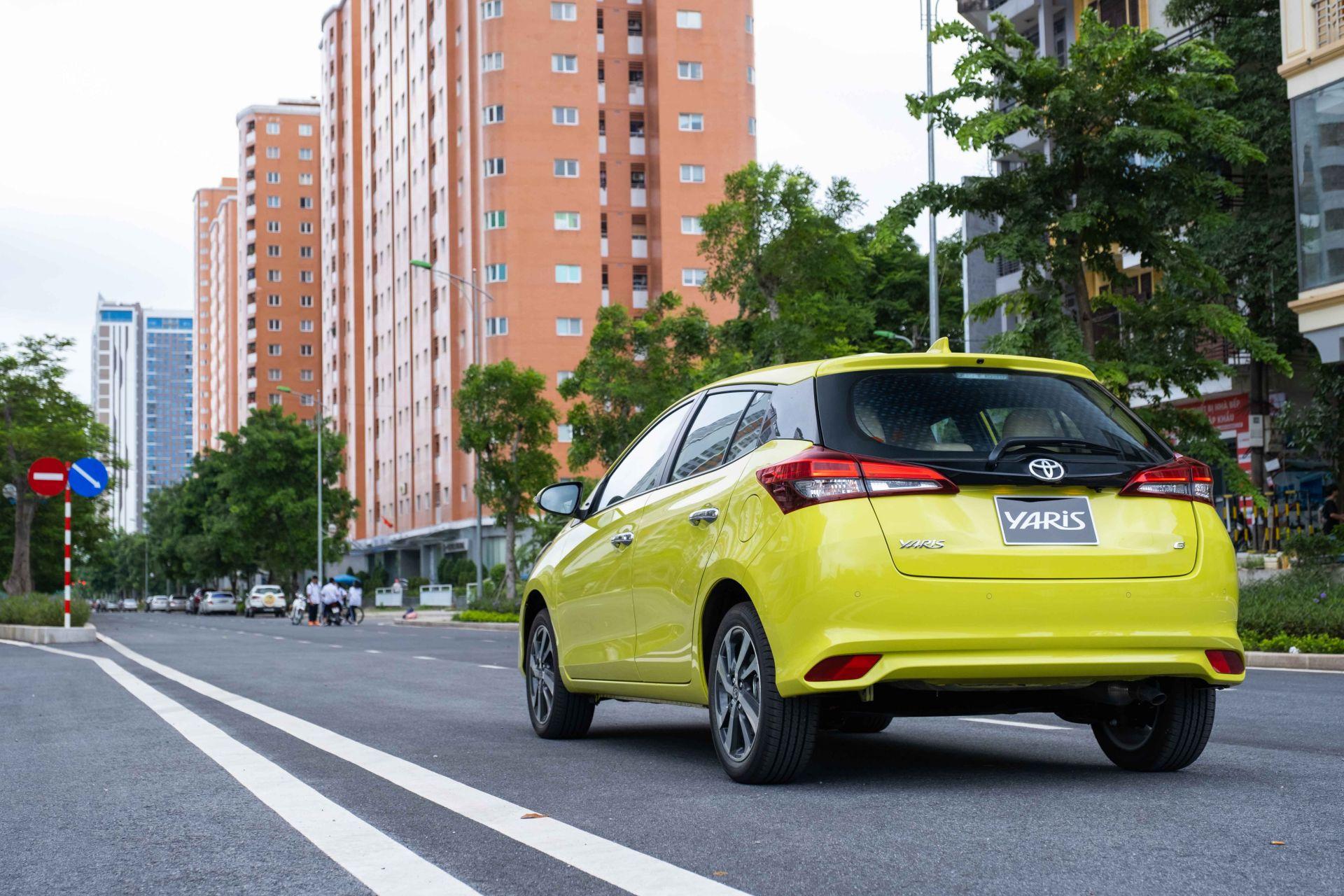 Toyota Yaris nâng cấp mới chính thức cập bến Việt Nam, giá tăng 18 triệu đồng -2