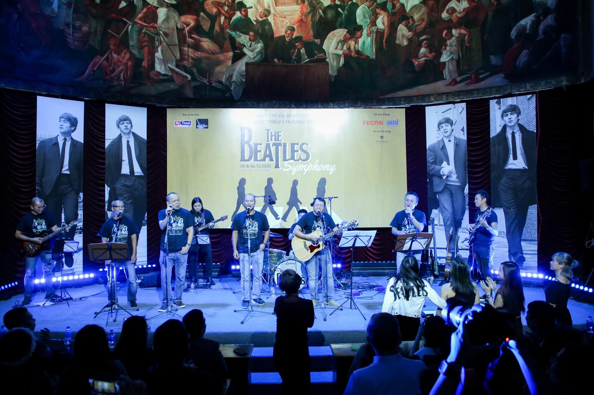 MC Long Vũ, Anh Tuấn sẽ xuất hiện trong đêm The Beatles Symphony-7
