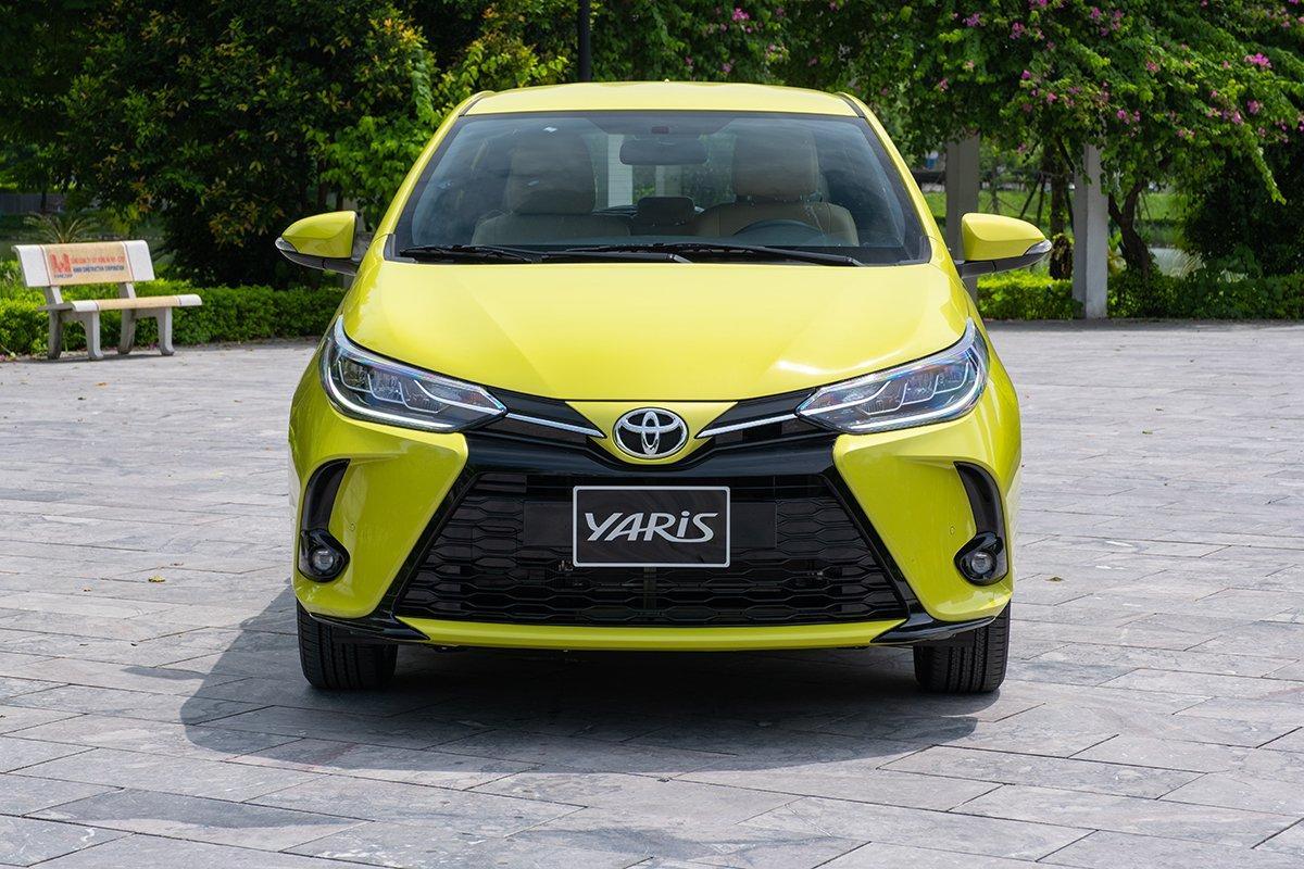 Giá lăn bánh Toyota Yaris 2020 mới