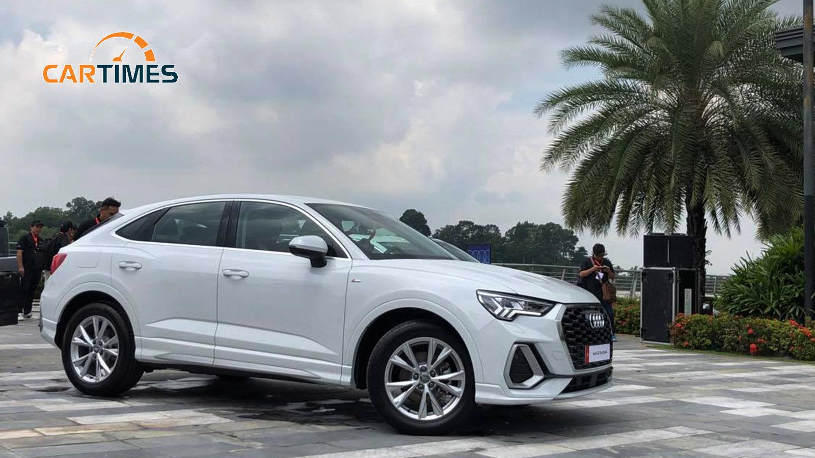 Audi Q3 Sportback ra mắt tại Việt Nam, giá bán khiến nhiều người tò mò -2