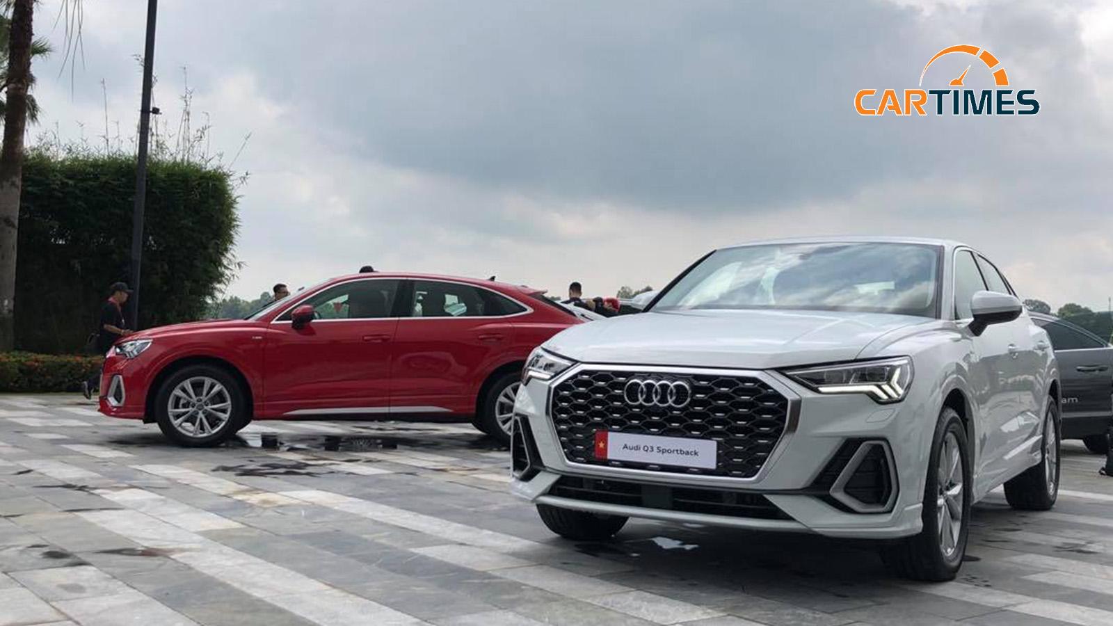 Audi Q3 Sportback ra mắt tại Việt Nam, giá bán khiến nhiều người tò mò -1