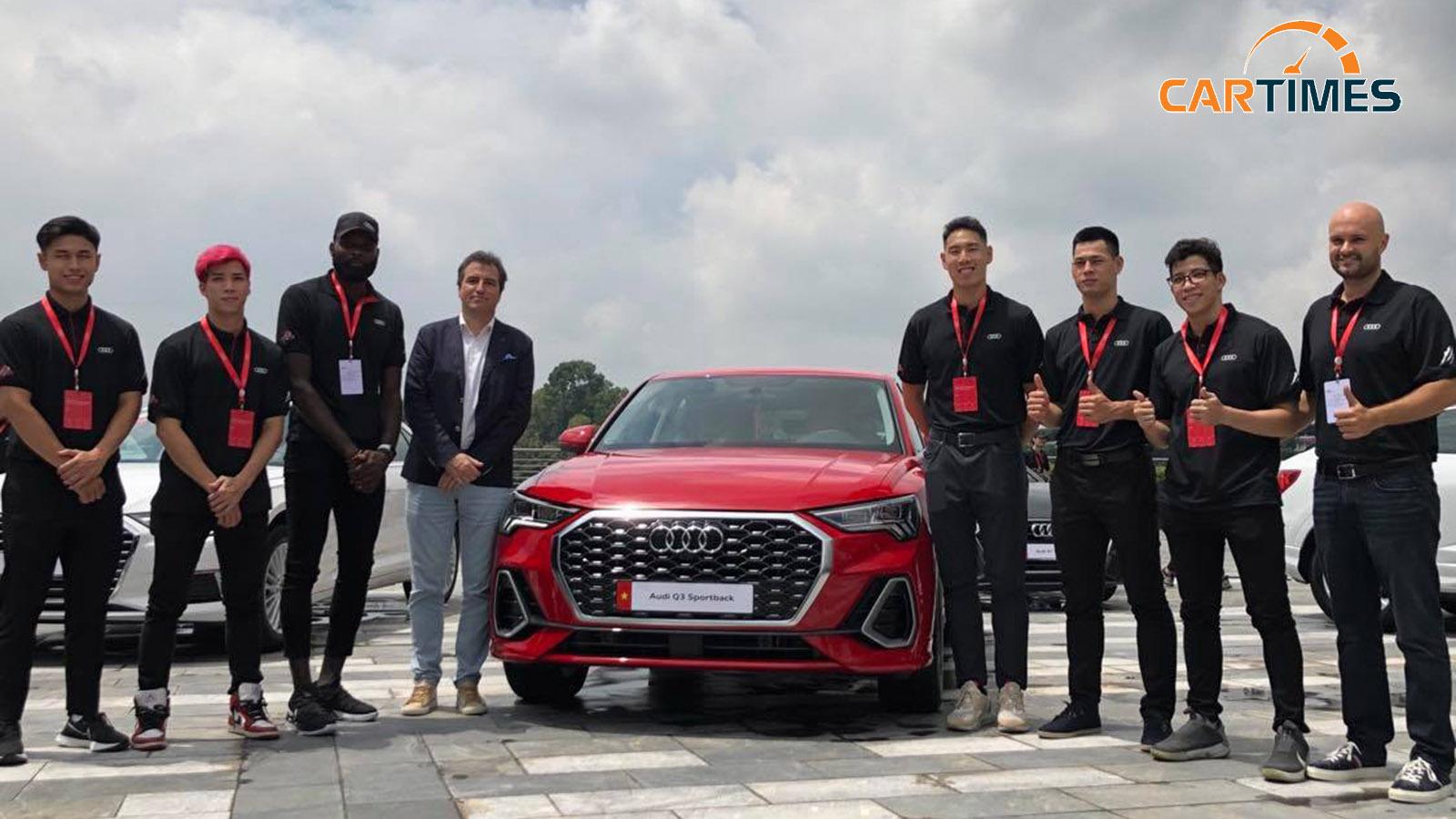 Audi Q3 Sportback ra mắt tại Việt Nam, giá bán khiến nhiều người tò mò -4