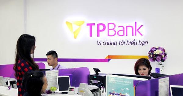 TPBank tiếp tục điều chỉnh kế hoạch tăng vốn điều lệ năm 2020
