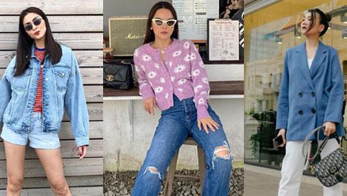 3 kiểu áo khoác khi trở lạnh được lòng hội chị em tuổi 30+