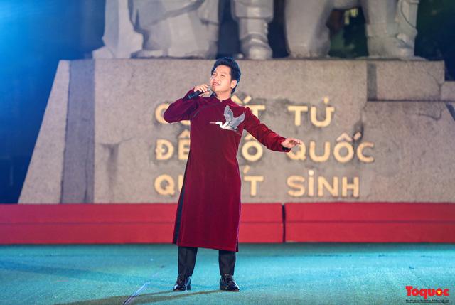 Tái hiện Hào khí Thăng Long trên phố đi bộ với chương trình nghệ thuật đặc biệt kỷ niệm 1010 năm Thăng Long - Hà Nội-6