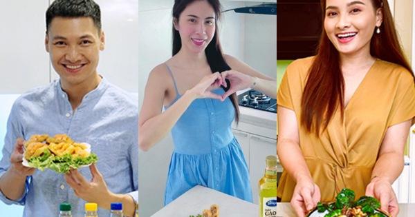 Đồng lòng kể chuyện bếp núc, Khánh Thi, Thủy Tiên không khiến fan ngạc nhiên bằng… Mạnh Trường