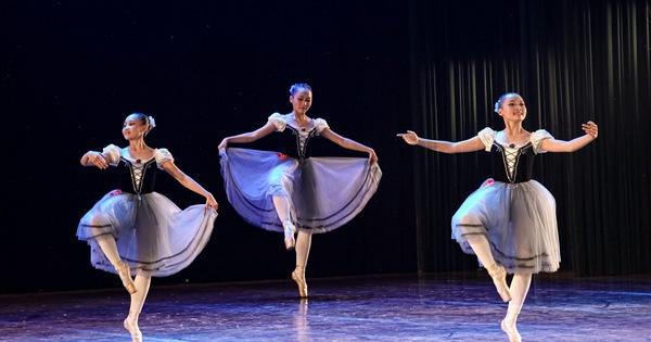 Nhiều bài thi ấn tượng trong đêm khai mạc cuộc thi Tài năng diễn viên múa 2020 khu vực phía Bắc