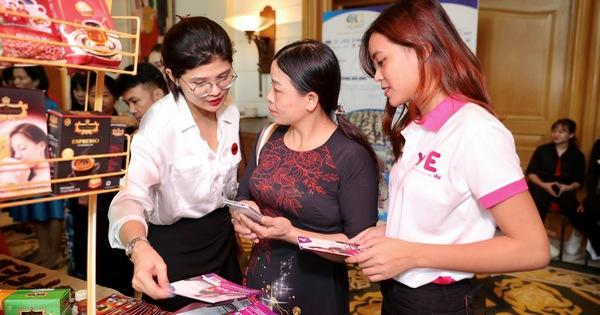 TNI King Coffee đồng hành cùng Ngày hội Phụ nữ Khởi nghiệp