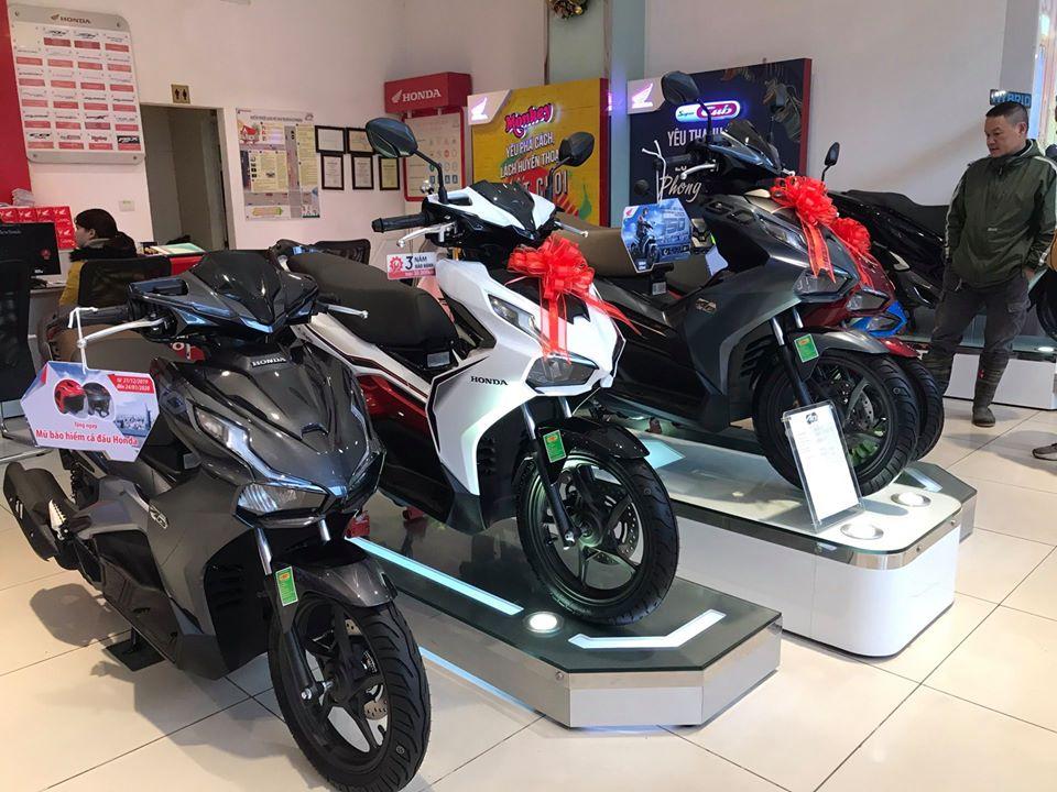 Doanh số xe máy của VAMM sụt giảm trong quý III/2020