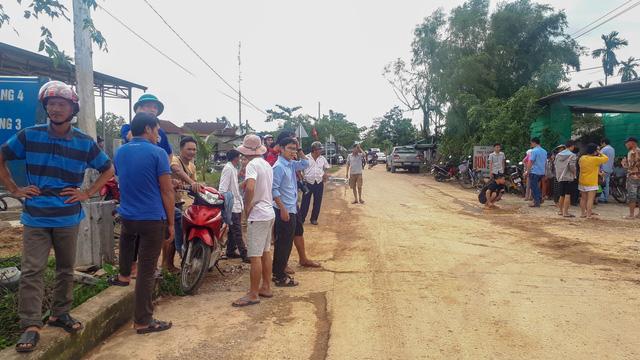 Ảnh: Cảnh tan hoang nơi đoàn cứu hộ thuỷ điện Rào Trăng 3 gặp nạn-9