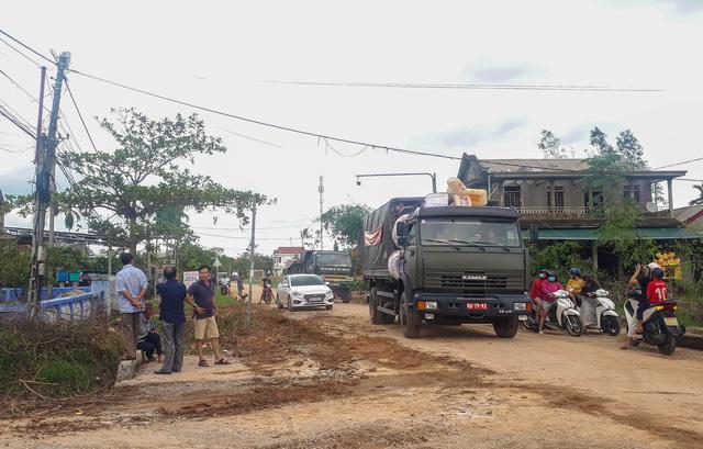Ảnh: Cảnh tan hoang nơi đoàn cứu hộ thuỷ điện Rào Trăng 3 gặp nạn-7