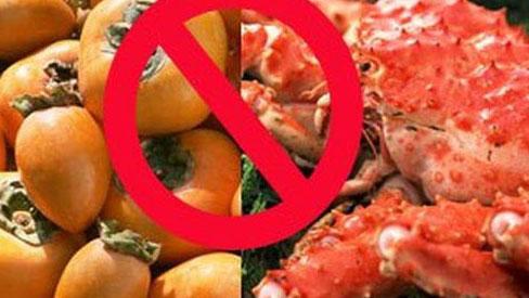 Bé gái 3 tuổi tử vong sau khi ăn hồng, cảnh báo những loại quả không nên ăn cùng nhau