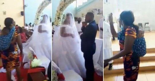 Chồng âm thầm làm đám cưới với