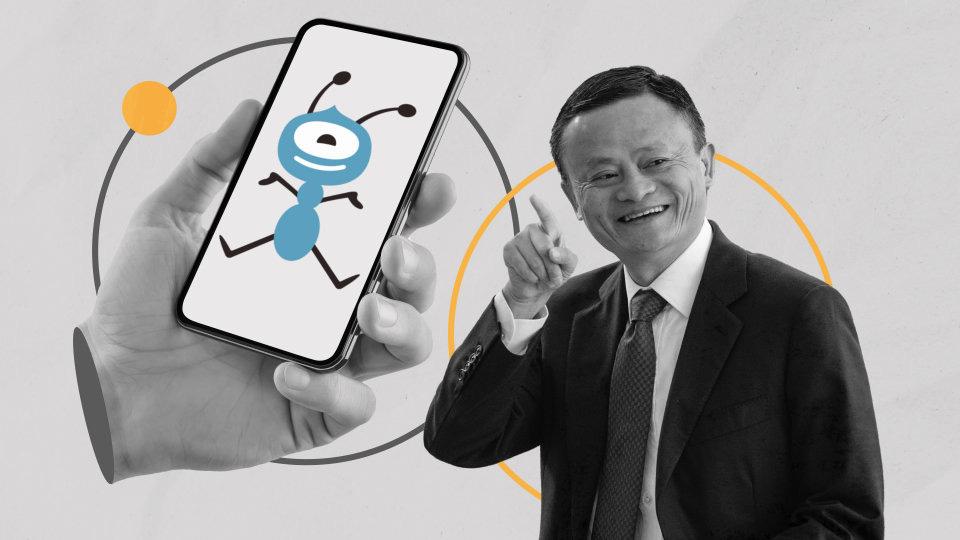 Ant Group của Jack Ma có thể trị giá 280 tỷ USD sau khi IPO, lớn hơn Bank of America, gấp ba lần quy mô của Citigroup-1