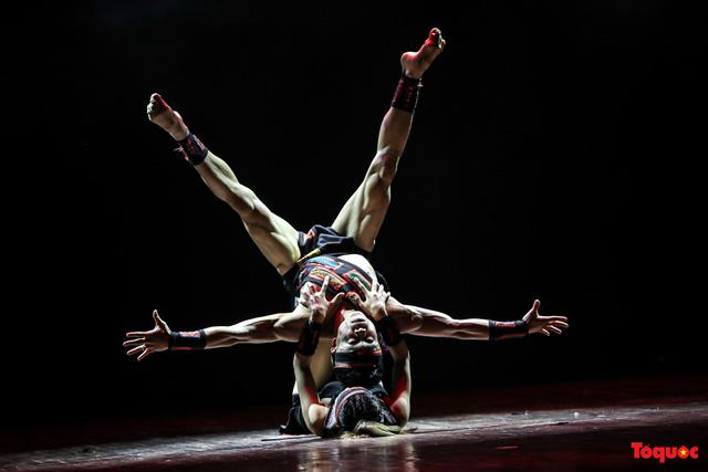 Sôi động ngày thi cuối cùng với nhiều tiết mục ấn tượng trong cuộc thi Tài năng diễn viên múa 2020 khu vực phía Bắc-5