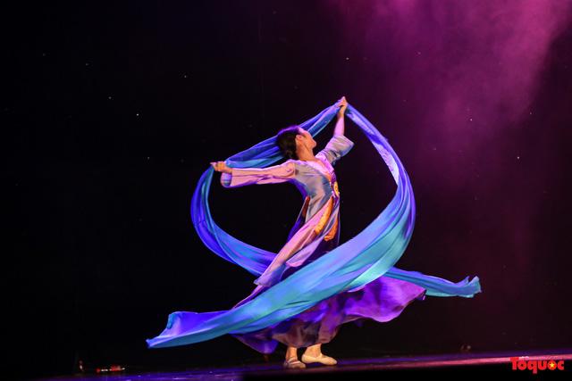 Sôi động ngày thi cuối cùng với nhiều tiết mục ấn tượng trong cuộc thi Tài năng diễn viên múa 2020 khu vực phía Bắc-12