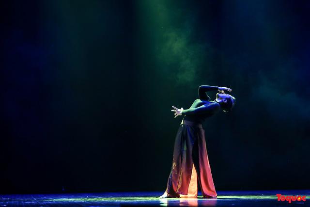 Sôi động ngày thi cuối cùng với nhiều tiết mục ấn tượng trong cuộc thi Tài năng diễn viên múa 2020 khu vực phía Bắc-13