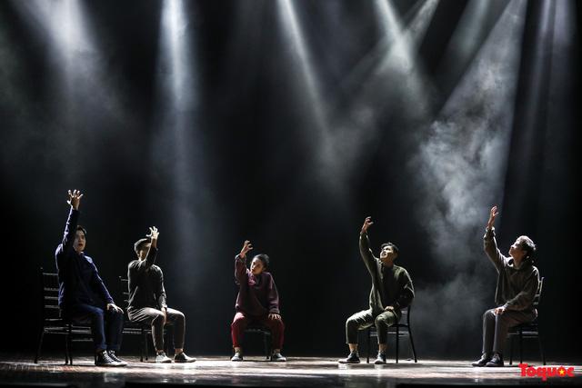Sôi động ngày thi cuối cùng với nhiều tiết mục ấn tượng trong cuộc thi Tài năng diễn viên múa 2020 khu vực phía Bắc-8