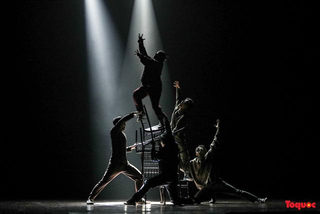 Sôi động ngày thi cuối cùng với nhiều tiết mục ấn tượng trong cuộc thi Tài năng diễn viên múa 2020 khu vực phía Bắc-10