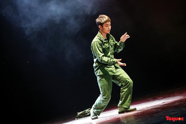 Sôi động ngày thi cuối cùng với nhiều tiết mục ấn tượng trong cuộc thi Tài năng diễn viên múa 2020 khu vực phía Bắc-9