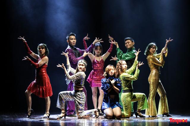 Sôi động ngày thi cuối cùng với nhiều tiết mục ấn tượng trong cuộc thi Tài năng diễn viên múa 2020 khu vực phía Bắc-6