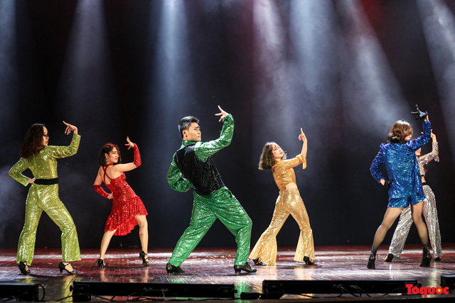 Sôi động ngày thi cuối cùng với nhiều tiết mục ấn tượng trong cuộc thi Tài năng diễn viên múa 2020 khu vực phía Bắc-7