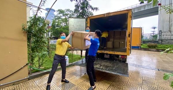 Bưu điện Việt Nam miễn phí chuyển phát hàng cứu trợ