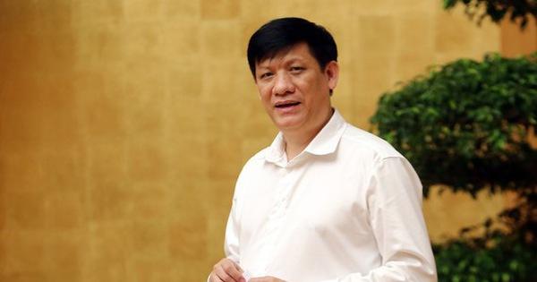 Ông Nguyễn Thanh Long giữ chức Chủ tịch Hội đồng Y khoa Quốc gia