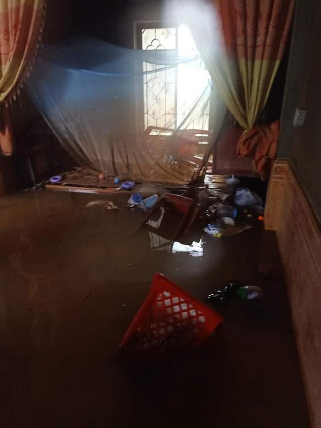 Khung cảnh nhà cửa tan hoang sau trận đại hồng thuỷ ở Quảng Bình: Tài sản bị ngâm nước nhầy nhụa bùn đất, thóc mọc mầm, vật nuôi chết hàng loạt-20