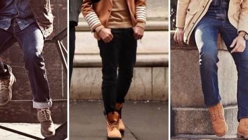 Những đôi ủng đàn ông cần có trong tủ quần áo mùa đông