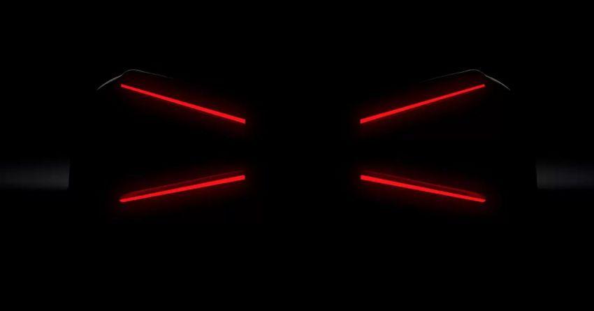 Bugatti giới thiệu mẫu xe mới với tạo hình đèn pha hình chữ X khác biệt hoàn toàn