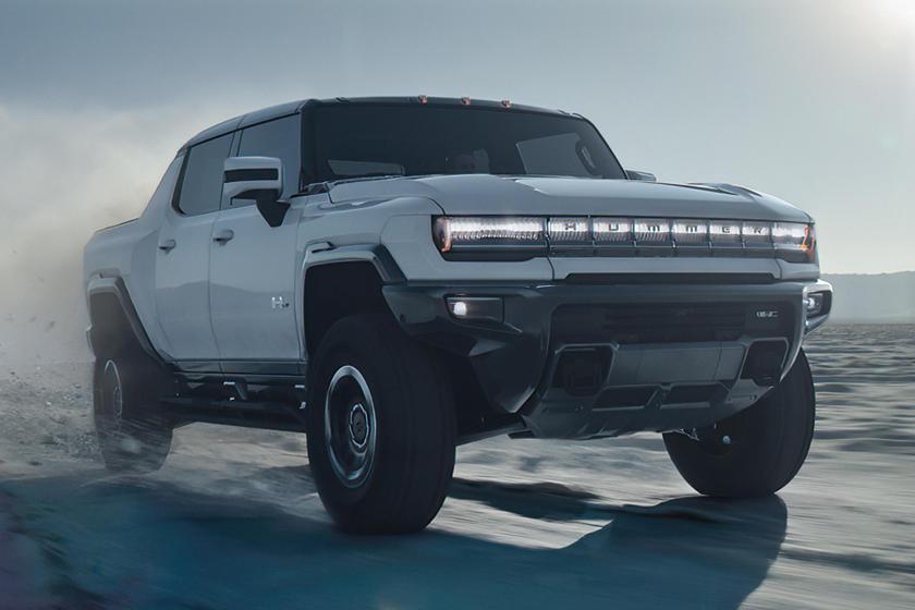 Hãng xe Hummer trở lại với kiểu dáng bán tải, công suất như siêu xe và chạy điện hoàn toàn