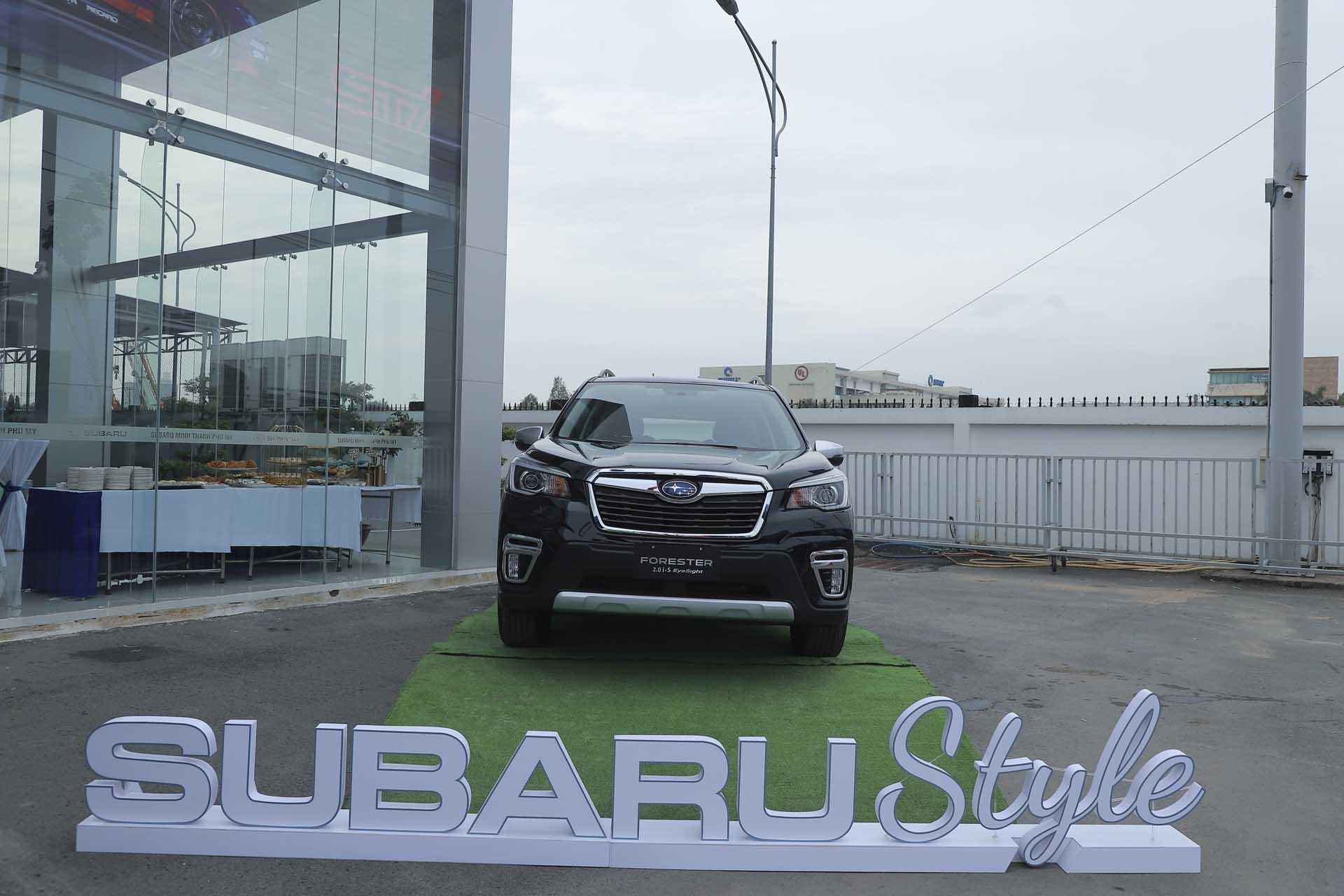 Subaru Việt Nam khai trương đại lý thứ 6 trong năm 2020