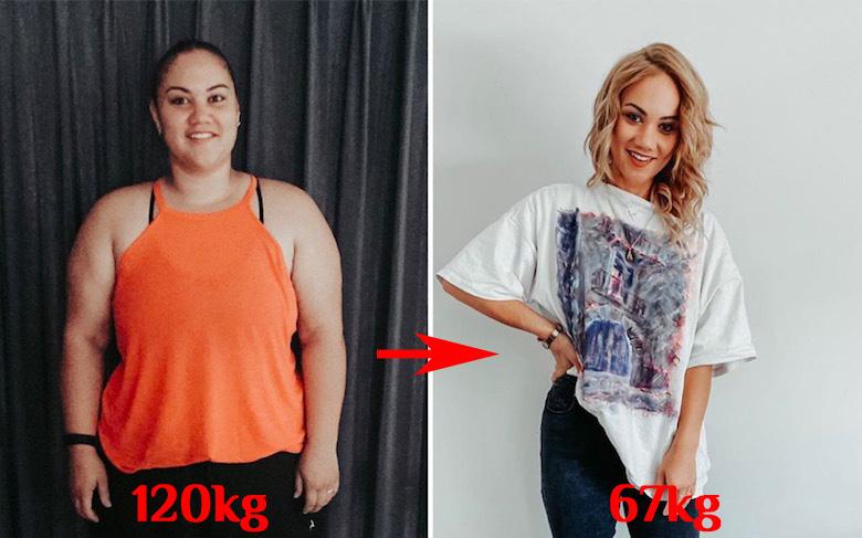 Từng béo đến nỗi không chọn được váy cưới phù hợp, cô dâu 30 tuổi