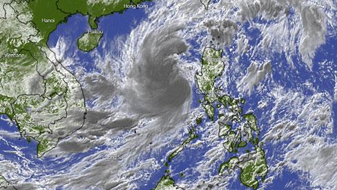 Bão số 9 có thể giật cấp 17, mưa dông gió giật, biển động dữ dội từ đêm nay