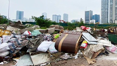 Làm cách nào để nhận biết dấu hiệu ngộ độc do khí từ rác thải?
