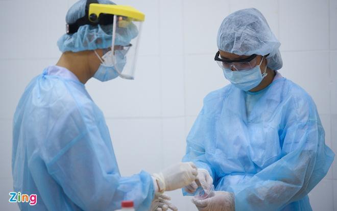38 người ở TP.HCM tiếp xúc gần chuyên gia Hàn Quốc dương tính nCoV-1