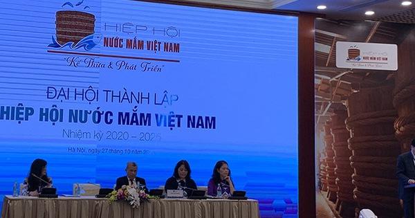 Chính thức thành lập Hiệp hội nước mắm Việt Nam