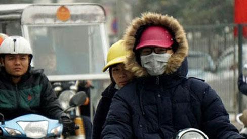 Miền Bắc đón không khí lạnh tăng cường, Hà Nội trở lạnh từ chiều tối 28/10