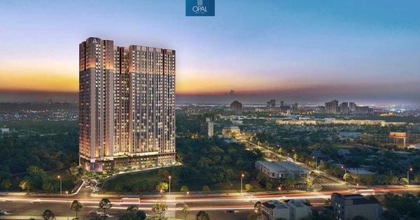Thuận An thu hút giới đầu tư bất động sản