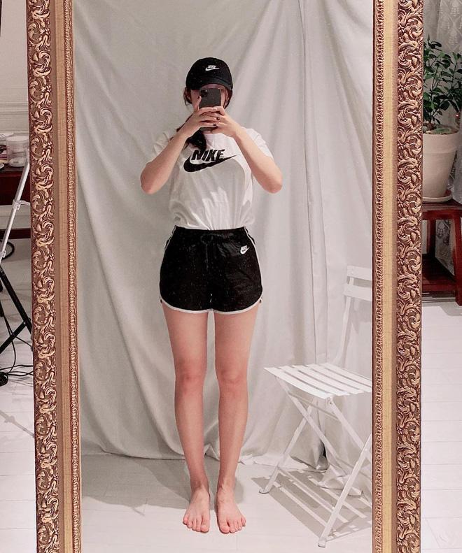 Nữ Youtuber Hàn chia sẻ 4 bài tập giúp chân cột đình thon thả hơn, dành riêng cho những nàng lười-3