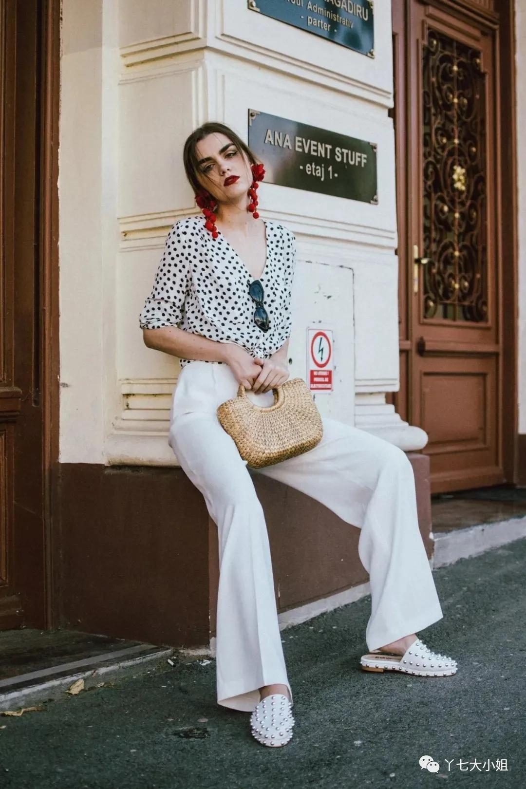5 kiểu quần kết hợp cực ngọt cùng áo sơ mi, nàng công sở có nhắm mắt cũng mặc đẹp-1