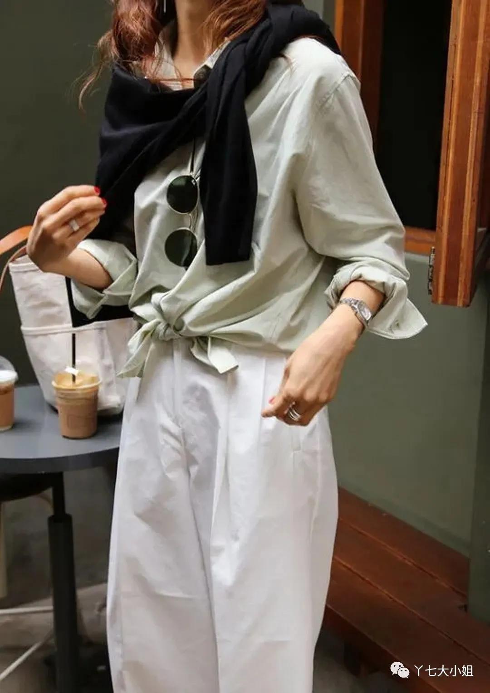 5 kiểu quần kết hợp cực ngọt cùng áo sơ mi, nàng công sở có nhắm mắt cũng mặc đẹp-5